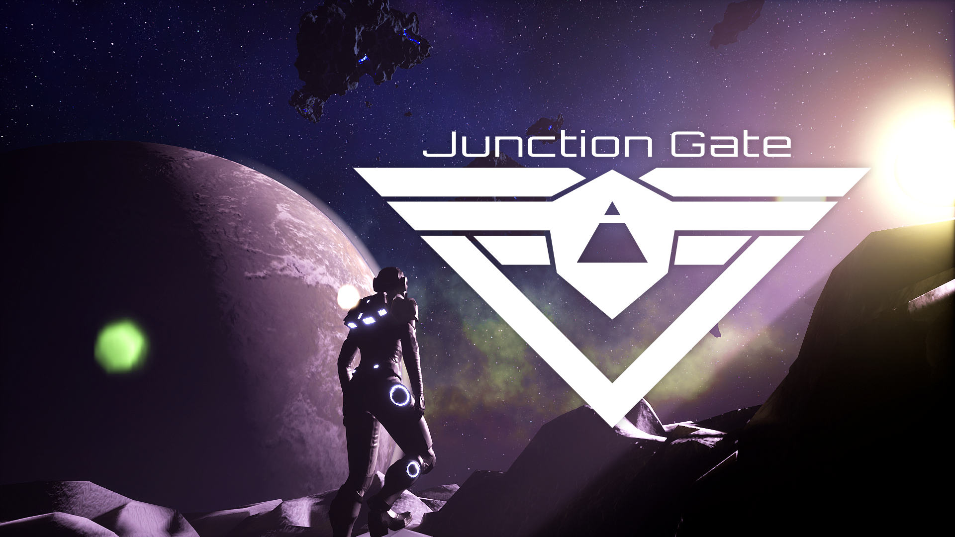 The First Official Junction Gate Wallpaper